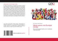 Couverture de Ideas para una Europa Unida