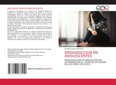 Обложка DROGADICCION EN ADOLESCENTES