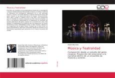 Обложка Música y Teatralidad