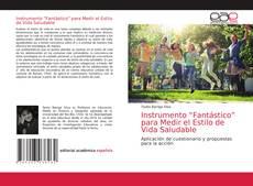 """Borítókép a  Instrumento """"Fantástico"""" para Medir el Estilo de Vida Saludable - hoz"""