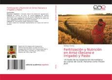 Buchcover von Fertilización y Nutrición en Arroz (Secano e Irrigado) y Pasto