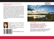 Portada del libro de Desafíos de la ECO Tecnología Frente al Cambio Climático