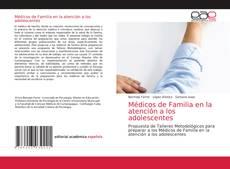 Portada del libro de Médicos de Familia en la atención a los adolescentes