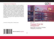 Buchcover von Trabajo Final de Integración