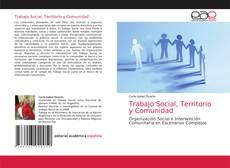 Portada del libro de Trabajo Social, Territorio y Comunidad
