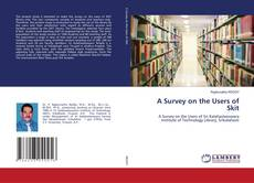 Bookcover of A Survey on the Users of Skit