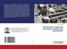 Обложка Wastewater treatment processes, models and automation