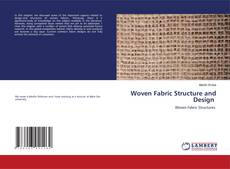 Bookcover of Woven Fabric Structure and Design