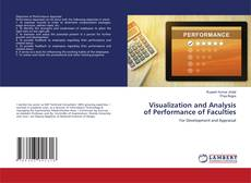 Bookcover of Visualization and Analysis of Performance of Faculties