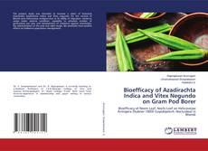 Buchcover von Bioefficacy of Azadirachta Indica and Vitex Negundo on Gram Pod Borer
