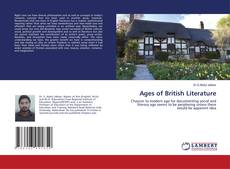 Bookcover of Ages of British Literature