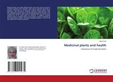 Capa do livro de Medicinal plants and health