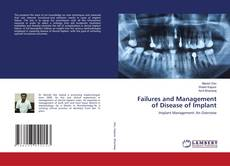 Capa do livro de Failures and Management of Disease of Implant