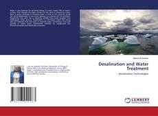 Portada del libro de Desalination and Water Treatment