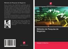 Buchcover von Métodos de Pesquisa de Negócios