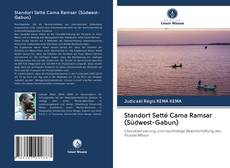 Bookcover of Standort Setté Cama Ramsar (Südwest-Gabun)
