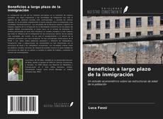 Обложка Beneficios a largo plazo de la inmigración