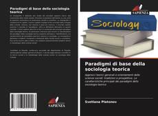 Paradigmi di base della sociologia teorica kitap kapağı