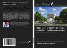 Capa do livro de Obstáculos al desarrollo de las pequeñas y medianas empresas