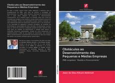 Obstáculos ao Desenvolvimento das Pequenas e Médias Empresas kitap kapağı