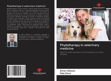 Bookcover of Phytotherapy in veterinary medicine