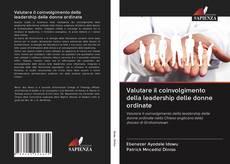 Copertina di Valutare il coinvolgimento della leadership delle donne ordinate