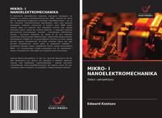 Buchcover von MIKRO- I NANOELEKTROMECHANIKA