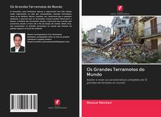 Buchcover von Os Grandes Terramotos do Mundo