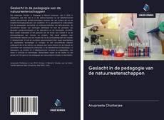 Borítókép a  Geslacht in de pedagogie van de natuurwetenschappen - hoz