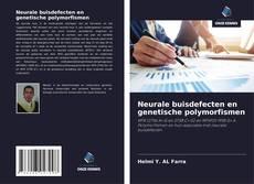 Bookcover of Neurale buisdefecten en genetische polymorfismen