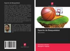 Esporte de Basquetebol kitap kapağı