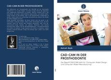 Обложка CAD-CAM IN DER PROSTHODONTIE