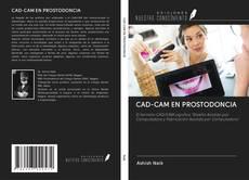 Bookcover of CAD-CAM EN PROSTODONCIA