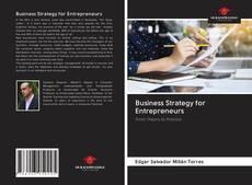 Business Strategy for Entrepreneurs的封面