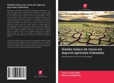 Bookcover of Gestão básica de riscos em seguros agrícolas indexados