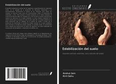 Estabilización del suelo的封面