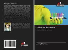 Buchcover von Disciplina del lavoro