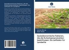 Bookcover of Sozioökonomische Faktoren, die die Kuherbsenproduktion beeinflussen: Ein Leitfaden für Landwirte