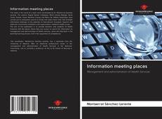Bookcover of Information meeting places