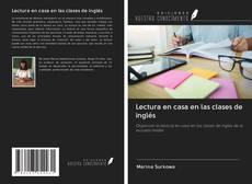 Bookcover of Lectura en casa en las clases de inglés