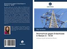 Capa do livro de Stromschutz gegen Erdschlüsse in Netzen 6 - 10 kV