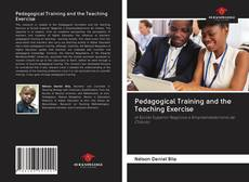 Bookcover of Pedagogical Training and the Teaching Exercise