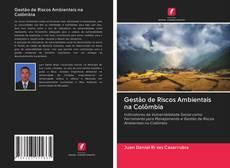 Bookcover of Gestão de Riscos Ambientais na Colômbia