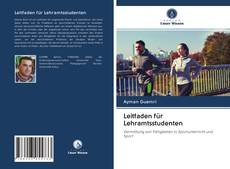 Buchcover von Leitfaden für Lehramtsstudenten