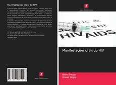 Manifestações orais do HIV kitap kapağı
