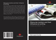 Bookcover of Discourse markers and their influence on writing