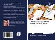 Bookcover of Семейное предприятие в городе Тюстепе, Боако.