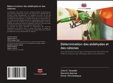 Portada del libro de Détermination des aldéhydes et des cétones