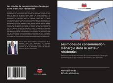 Les modes de consommation d'énergie dans le secteur résidentiel kitap kapağı