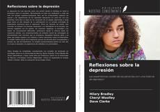 Portada del libro de Reflexiones sobre la depresión